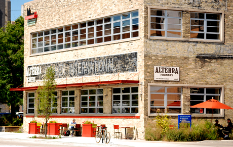 Alterra Foundry, Milwaukee, WI