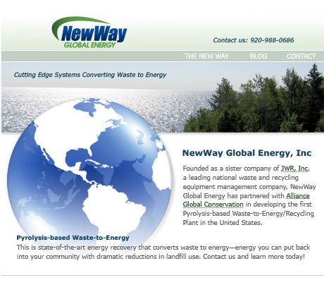 NewWay Global Energy, Johnson Creek, WI