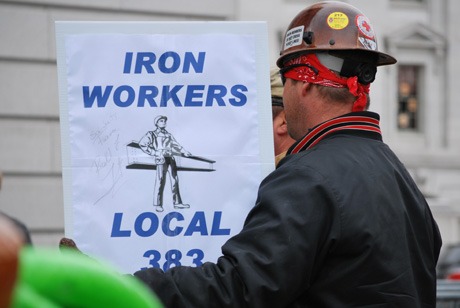 iron workers local 383