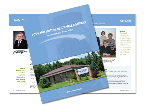 Forward Mutual Insurance Company 2010 Annual Report