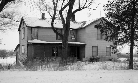Abandoned House, Jefferson Co, Wisconsin