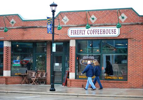 Firefly Coffeehouse, Oregon, WI