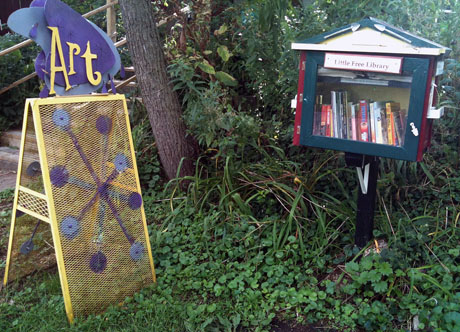 Little Library, Madison, WI