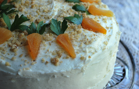 Carrot Cake, photo by Adunate