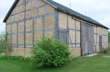 Fachwerk Barn, Watertown, WI
