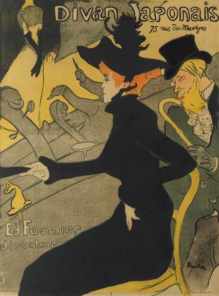 Henri de Toulouse-Lautrec, Dvian Japonais