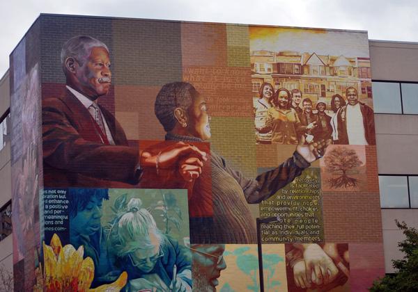 Philadelphia Mural,