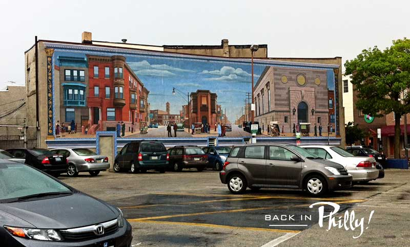 12th Street, Philadelphia, PA mural