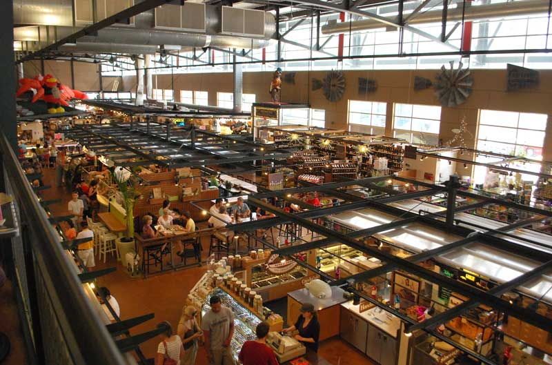 Milwaukee Public Market, Milwaukee, WI