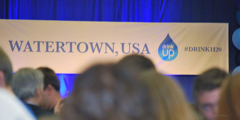 Watertown, WI chosen as city to kick off Michelle Obama's Drink Up campaign
