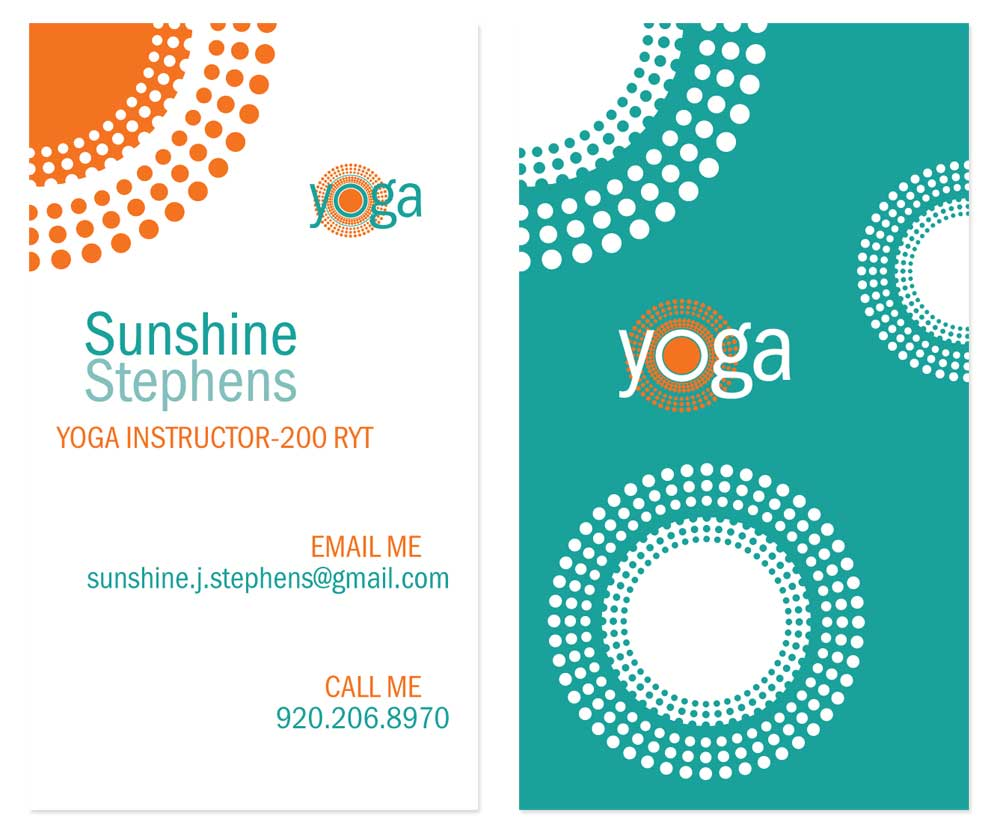Sunshine Stephens, yoga instructor, Watertown, WI