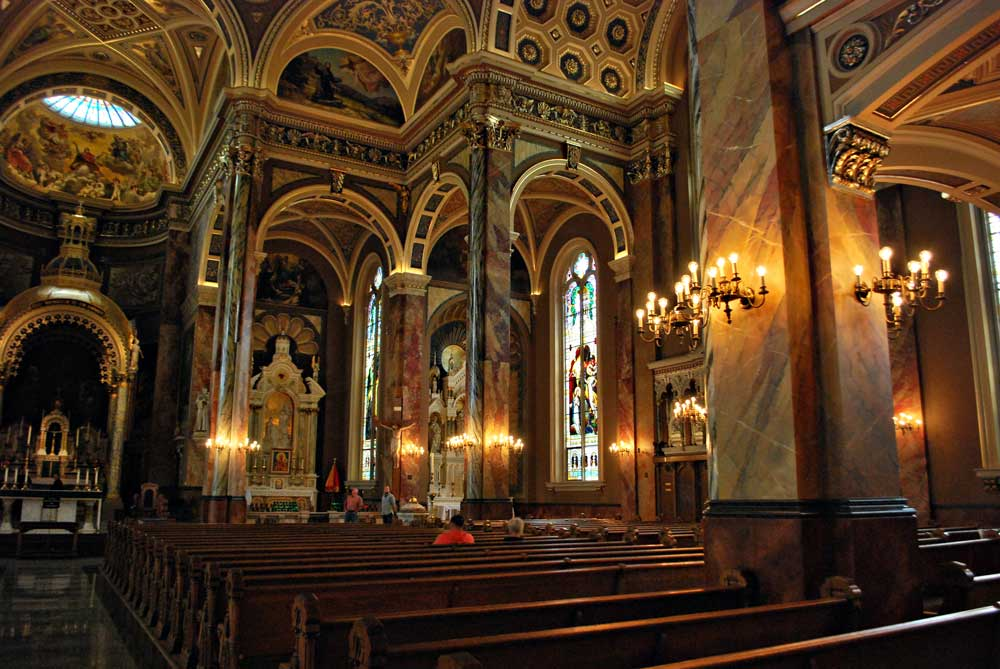 Basilica of St. Josaphat, Doors Open Milwaukee