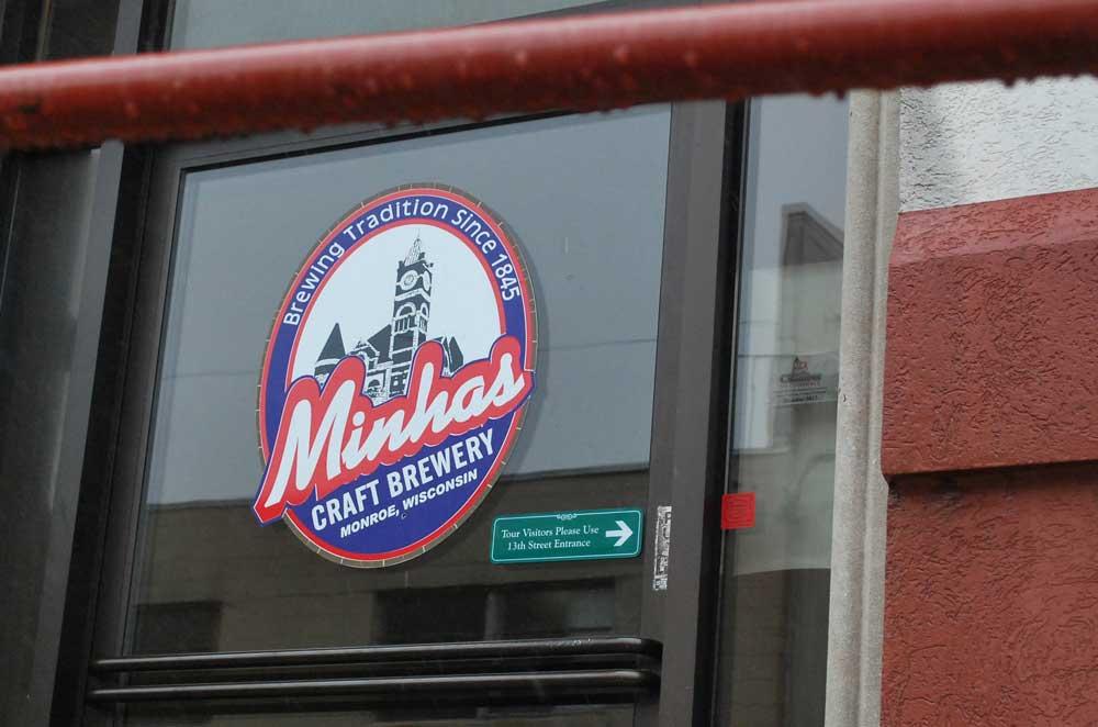 Minhas Craft Brewery logo