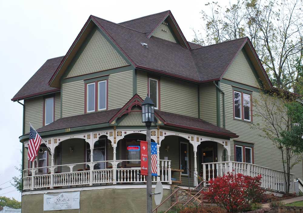 Kristi's Restaurant, New Glarus, WI