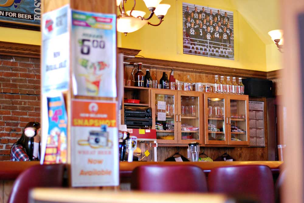 The Corner Pub Brewery & Bakery, Reedsburg, WI
