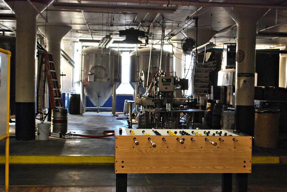 Pearl Street Brewery, La Crosse, WI