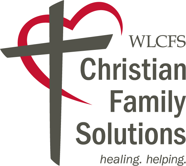 WLCFS Christian Family Solutions logo