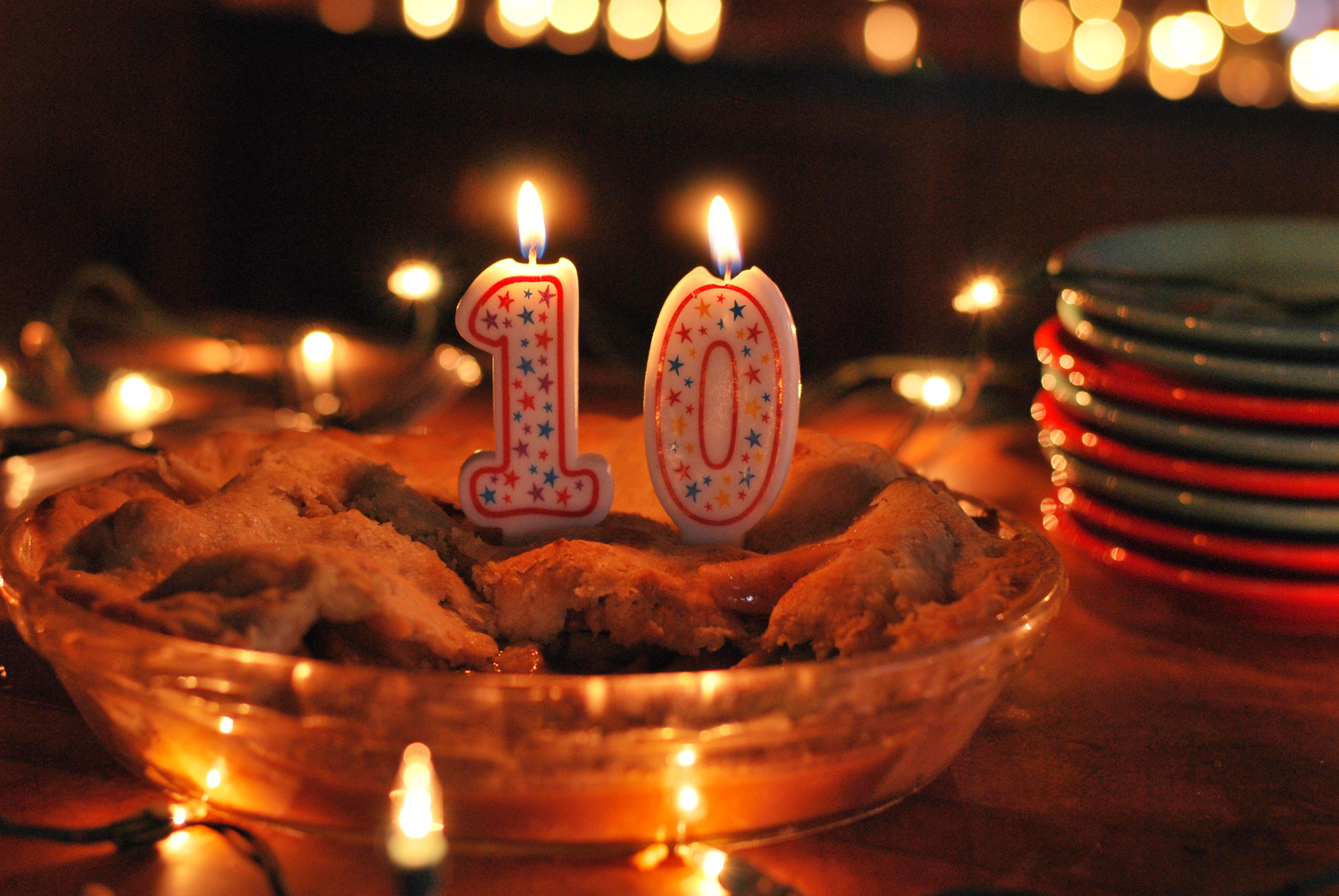 Adunate is celebrating 10 Years of being a creative business!