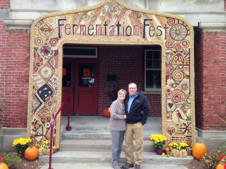Fermentation Fest, Reedsburg, WI