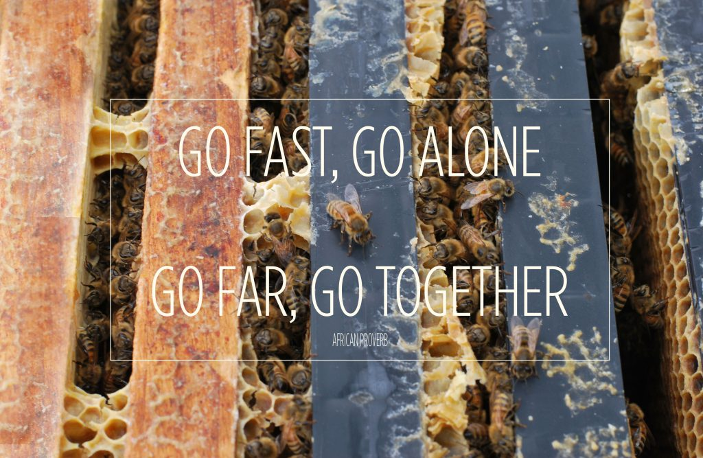 Go Far, Go Together