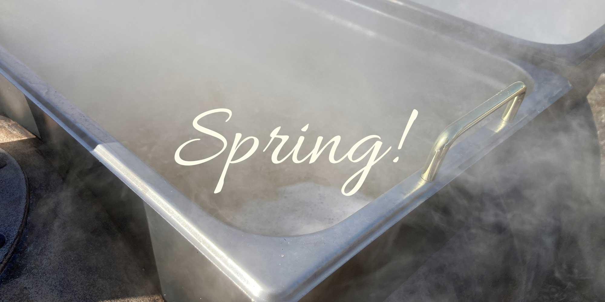 The Hopefulness of Spring